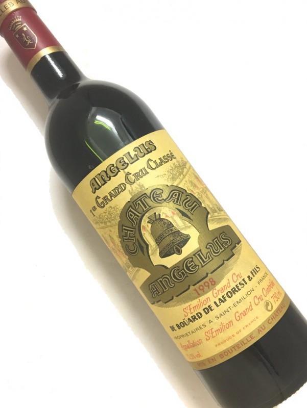 シャトー・ アンジェリュス[1998]750ml【結婚記念日】 【赤ワイン 】【誕生年】【母の日】【お歳暮】【ワインギフト】《取り寄せ商品》