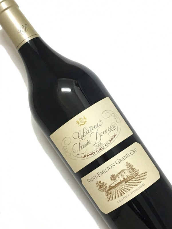 シャトー ・パヴィ・デュセス [2006]750ml【結婚記念日】 【赤ワイン 】【誕生年】【母の日】【お歳暮】【ワインギフト】《取り寄せ商品》