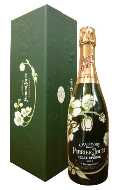 """Perrier-jouet """"Belle Epoque"""", champagne Brut millésime (Fleur de Champagne), luxurious gift box, imported goods PERRIER JOUET Cuvee """"BELLE EPOQUE"""" Fleur de ..."""