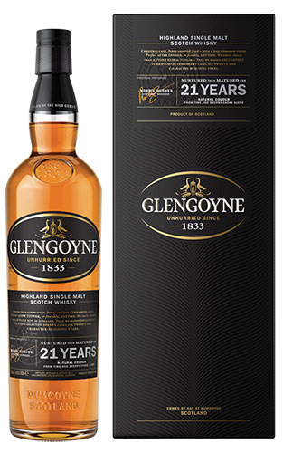 【箱入 正規品】グレンゴイン 21年 シングル ハイランド モルト スコッチ ウイスキー 700ml 43% ハードリカーGLENGOYNE AGED 21 YEAR SINGLE MALT SCOTCH WHISKY 700ml 43%