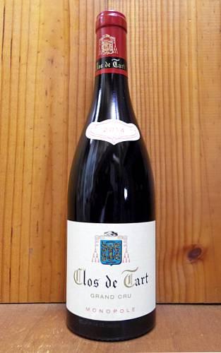 2014年 クロ ド タール グラン クリュ 特級 2014 正規 赤ワイン ワイン 辛口 フルボディ 750ml (クロ・ド・タール)Clos de Tart Grand Cru [2014] Domaine J Mommessin (Domaine du Clos de Tart) AOC Clos de Tart