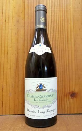 シャブリ グラン クリュ 特級 レ ヴォーデジール 2013 ドメーヌ ロン デパキ 正規 白ワイン ワイン 辛口 750ml (レ・ヴォーデジール)Chablis Grand Cru Les Vaudesirs [2013] Domaine Long Depaquit AOC Chablis Grand Cru