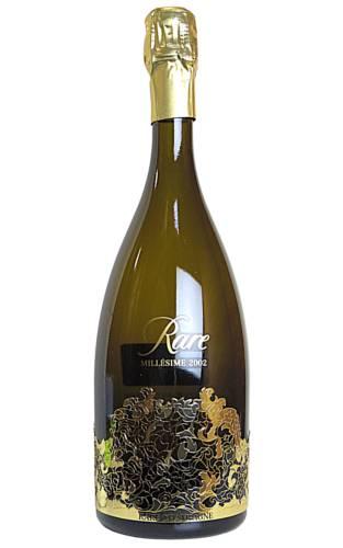 パイパー エドシック シャンパーニュ レア ヴィンテージ 2002 重厚ボトル 正規 泡 白 辛口 シャンパン 750mlPiper Heidsieck Champagne Rare Vintage Millesime [2002] AOC Millesime Champagne