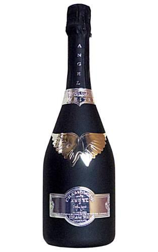 エンジェル シャンパーニュ(シャンパン) ブリュット AOCシャンパーニュ 直輸入品 フランス 泡 白 シャンパーニュ シャンパン ワイン 辛口 750mlANGEL CHAMPAGNE BRUT