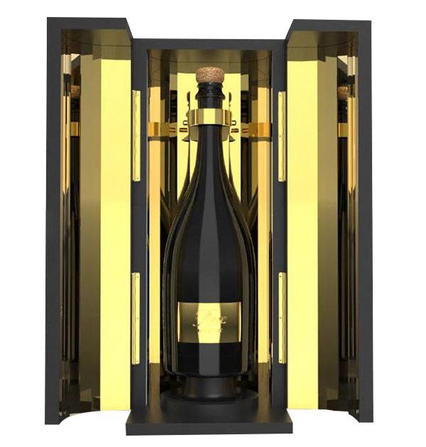 【送料無料】【大型マグナム・豪華箱入】パイパー エドシック シャンパーニュ レア ル スクレ ゴールドスミス 1500ml 1.5L スペシャルギフトBOX入り 泡 白 シャンパン ワイン 辛口Champagne PIPER-HEIDSIECK RARE LE SECRET GOLDSMITH MG Size Magnum