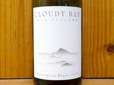 【6本以上ご購入で送料・代引無料】クラウディー ベイ ソーヴィニヨン ブラン マールバラ 白ワイン 2018 箱なし 750mlCLOUDY BAY Sauvignon Blanc Marlborough [2018]