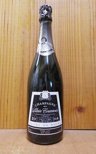 アラン クヴルール シャンパーニュ ヴィエイユ キュヴェ ブラン ド ノワール エクストラ ブリュット キュヴェ レゼルブ 750mlAlain Couvreur Champagne Vieille Cuvee Brut Blanc de Noirs