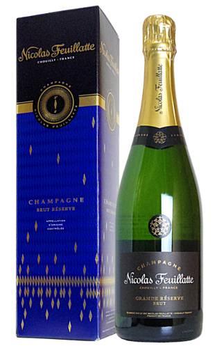 Wineuki And Nicolas Fiat Champagne Brut Quot Grand Reserve Quot