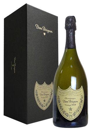 【豪華箱入】ドン ペリニョン 2008 モエ エ シャンドン 正規 泡 白 辛口 シャンパン シャンパーニュ 750ml ワイン (ドン・ペリニョン) (ドンペリニョン) (ドン・ペリニヨン) (ドンペリ)Dom Perignon [2008] Moet et Chandon AOC Millesime Champagne Gift Box