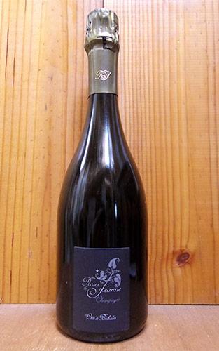 セドリック ブシャール ローズ ド ジャンヌ シャンパーニュ コート ド ベシャラン N.V (2011) ブラン ド ノワール 泡 白 シャンパン ワイン 辛口 750mlCedric Bouchard Roses de Jeanne Champagne Cote de Bechalin Blanc de Noirs N.V(2011) AOC Champagne