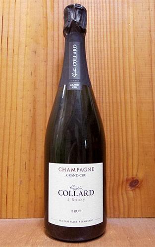ガストン コラール シャンパーニュ グラン クリュ 特級 ブリュット シリル コラール 泡 白 辛口 シャンパン 750mlGaston Collard Champagne Grand Cru Brut R.M (Bouzy) AOC Champagne Grand Cru