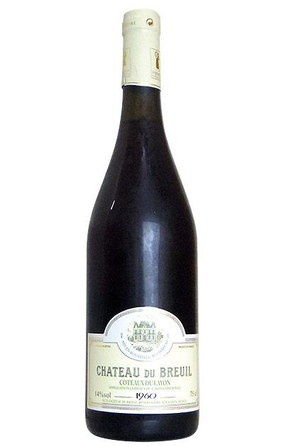 コトー デュ レイヨン ボーリュー ヴィエイユ ヴィーニュ 1965 シャトー デュ ブルイユ元詰 シュナン ブラン種100% AOC コトー デュ レイヨン シャトー元詰 フランス ロワール 白ワイン ワイン 甘口 750ml (コトー・デュ・レイヨン・ボーリュー)