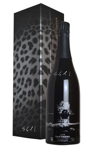 【ギフト箱入】テタンジェ コレクション セバスチャン サルガド ブリュット ミレジム 2008 アーティスト コレクション (第13回) フランス シャンパーニュ 白 ワイン 辛口 泡 シャンパン 750mlTAITTINGER Champagne Collection SEBASTIAO SALGADO Vintage [2008]