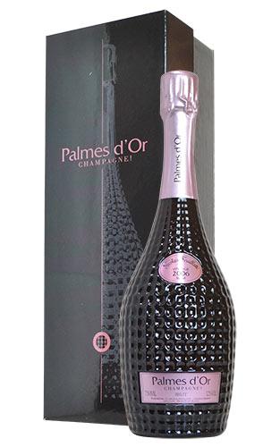 ニコラ フィアット パルメ ドール ロゼ シャンパーニュ ブリュット ヴィンテージ 2006 箱付 正規 泡 辛口 シャンパン 750ml (ニコラ・フィアット)Nicolas Feuillatte Palmes D'or Rose champagne Brut Millesime [2006] AOC (Millesime) Rose champagne