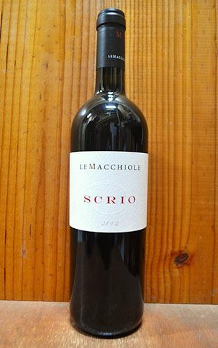 スクリオ 2000 レ マッキオーレ元詰 イタリア IGTトスカーナ 古酒 ワイン 赤ワイン 辛口 フルボディ 750ml (レ・マッキオーレ)SCRIO [2000] Le Macchiole