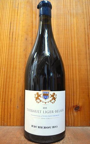大型ボトル リシュブール グラン クリュ 特級 2013 マグナムサイズ ドメーヌ ティボー リジェ ベレール 正規 赤ワイン 辛口 フルボディ 1500ml 1.5LRichebourg Grand Cru [2013] M.G Domaine Thibault Liger Belair