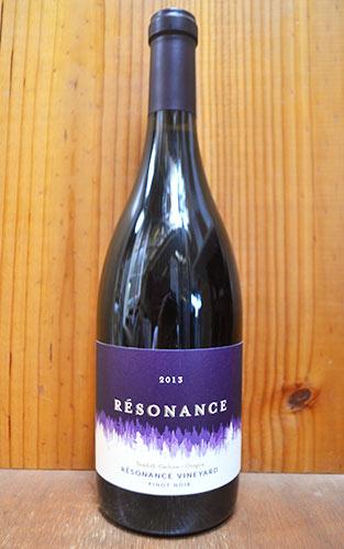 レゾナンス ヴィンヤード ピノ ノワール 2014 (ルイ ジャド エステート社) アメリカ AVAヤムヒル カールトン 正規 赤ワイン ワイン 辛口 フルボディ 750mlResonance Pinot Noir [2014] 13.5%