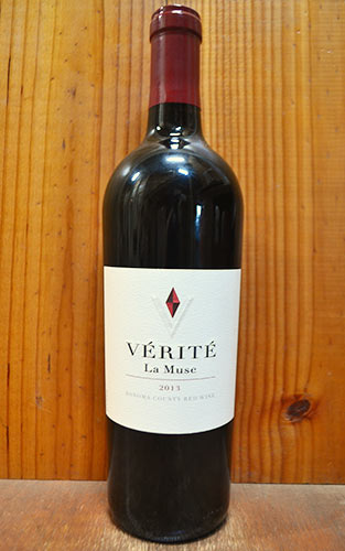 ヴェリテ ラ ミューズ 2013 パーカーポイント100点満点獲得ワイン ジャクソン ファミリー ワインズ ワインメーカー ピエール セイヤン 赤ワイン 辛口 フルボディ 750ml (ラ・ミュゼ) (ラ ミュゼ)VERITE La Muse [2013]
