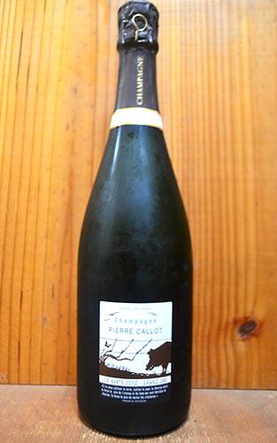 ピエール カロ シャンパーニュ グラン クリュ 特級 (アヴィーズGC100%) ミレジム 2010 正規 イノシシラベル 泡 白 辛口 シャンパン 750ml (ピエール・カロ)