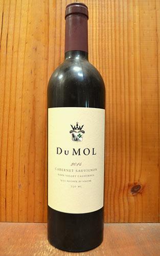 デュモル カベルネ ソーヴィニヨン ナパ ヴァレー 2014 (アンディ スミス) アメリカ カリフォルニア ナパ ヴァレー 正規 赤ワイン 辛口 フルボディ 750ml (デュモル・カベルネ・ソーヴィニヨン) (アンディ・スミス)DUMOL Cabernet Sauvignon NAPA Valley [2014]