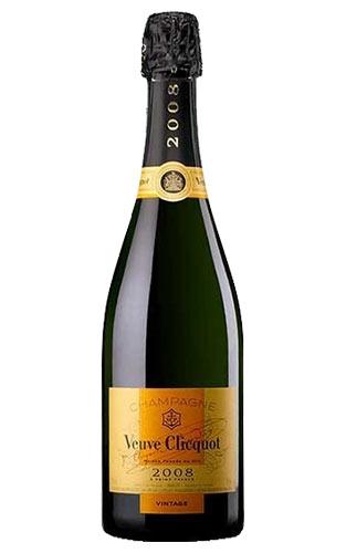ヴーヴ クリコ ブリュット ヴィンテージ 2012 (ヴーヴ・クリコ) (ヴーヴクリコ) (ブーブクリコ) (ルイヴィトングループ) AOCミレジム シャンパーニュ ワインアドヴォケイト 92点 フランス 白 泡 辛口 シャンパン ワイン 750ml