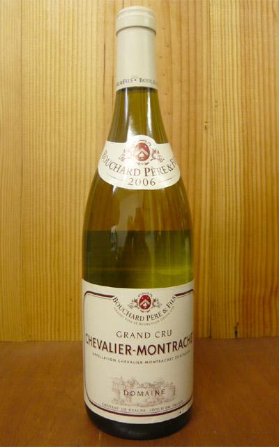 シュヴァリエ モンラッシェ グラン クリュ 特級 2014 ブシャール ペール エ フィス元詰 AOCシュヴァリエ モンラッシェ グラン クリュ 特級 正規品 白ワイン ワイン 辛口 750mlChevalier Montrachet Grand Cru [2014]