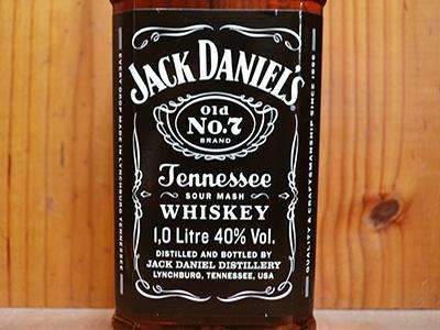 【正規品 1000ml ビッグサイズ】ジャック ダニエル ブラックラベル オールド No.7 テネシーウイスキー ジャック ダニエル 正規 1000ml 40% ハードリカーJACK DANIELS TENNESSEE WHISKY JACK DANIEL'S 1000ml 40%