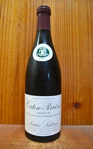 コルトン グラン クリュ 特級 ペリエール 2011 ルイ ラトゥール元詰 蔵出し AOCコルトン グラン クリュ 特級 赤ワイン ワイン 辛口 フルボディ 750mlCorton Grand Cru Perrieres [2011] Domaine Louis Latour AOC Corton Grand Cru
