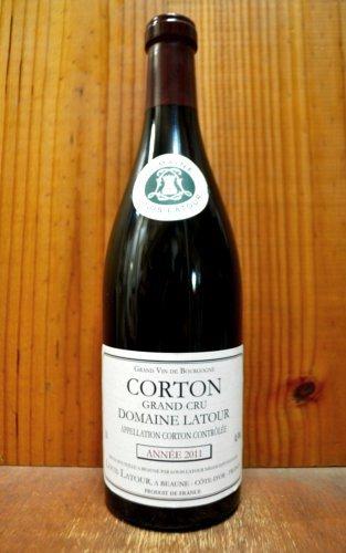 【3本以上ご購入で送料・代引無料】コルトン グラン クリュ 特級 2011 ルイ ラトゥール元詰 AOCコルトン グラン クリュ 特級 赤ワイン ワイン 辛口 フルボディ 750mlCorton Grand Cru [2011] Domaine Louis Latour AOC Corton Grand Cru