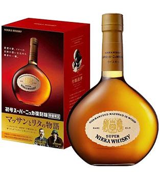おいしくて、パッケージもおしゃれなウイスキーのおすすめは?