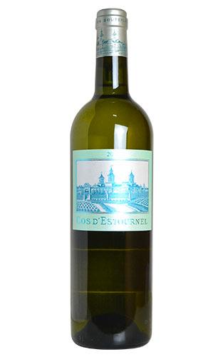 シャトー・コス・デストゥルネル ブラン 2013年 750ml (フランス ボルドー 白ワイン)