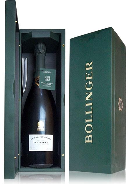 【大型ボトル】ボランジェ シャンパーニュ グラン ダネ ミレジム 2007 AOC ミレジム シャンパーニュ 豪華ギフト箱入 正規品 フランス シャンパン 白 泡 辛口 1500mlMg Size Bollinger Champagne Grande Annee Millesime [2007]