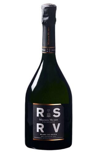 メゾン マム シャンパーニュ RSRV ブラン ド ノワール 2008 正規 泡 白 シャンパン ワイン 辛口 750mlMaison MUMM Champagne RSRV Blanc de Noir [2008] AOC Millesime Champagne