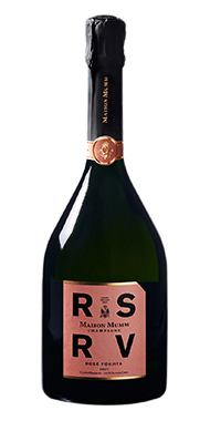 メゾン マム シャンパーニュ RSRV ロゼ フジタ 正規代理店輸入品 AOCロゼ シャンパーニュ 泡 ロゼ シャンパーニュ シャンパン ワイン 辛口 750mlMaison MUMM Champagne RSRV ROSE FUJITA AOC Rose Champagne