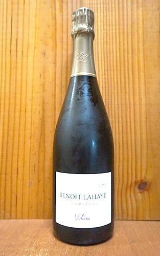 ブノワ ライエ ヴィオレーヌ サン スフル ノン ドゼ N.V 泡 白 シャンパーニュ シャンパン ワイン 辛口 750ml (ブノワ・ライエ)BENOIT LAHAYE VIOLAINE NV Brut Nature (Non DOSE) AOC Champagne Bio Biodyvin & Ag.VE