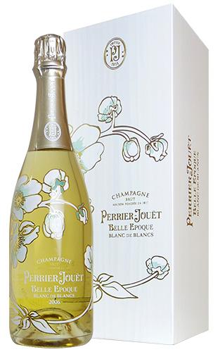 ペリエ ジュエ ベル エポック シャンパーニュ ブラン ド ブラン 2006 泡 白 シャンパーニュ シャンパン ワイン 辛口 750ml 正規 箱付PERRIER JOUET Cuvee BELLE EPOQUE Blancs de Blanc [2006] AOC Champagne Gift Box