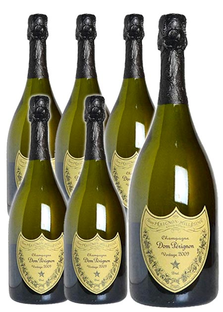 【送料無料】【6本セット】ドン ペリニョン 2009 モエ エ シャンドン 正規 泡 白 辛口 シャンパン シャンパーニュ 750ml ワイン (ドン・ペリニョン) (ドンペリニョン) (ドン・ペリニヨン) (ドンペリ)Dom Perignon [2009] Moet et Chandon AOC Millesime Champagne 6set
