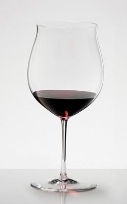 リーデルワイングラス・ソムリエシリーズ・ブルゴーニュ・グラン・クリュ・4400/16・クリスタルガラス・ハンドメイドRIEDEL Wine Glass Sommeliers Bourgogne Grand Cru 4400/16 Lead Glass Handmade