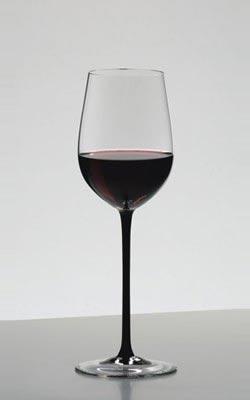 リーデル・ワイングラス・ソムリエ ブラック・タイシリーズ・マチュア・ボルドー・4100/0・クリスタルガラス・ハンドメイドRIEDEL Wine Glass Sommeliers Black Tie Mature Bordeaux 4100/0 Lead Glass Handmade