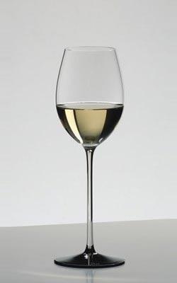 リーデル・ワイングラス・ソムリエ ブラック・タイシリーズ・ロワール・4100/33・クリスタルガラス・ハンドメイドRIEDEL Wine Glass Sommeliers Black Tie Loire 4100/33 Lead Glass Handmade