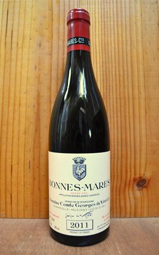 ボンヌ マール グラン クリュ 特級 2015 ドメーヌ コント ジョルジュ ド ヴォギュエ 正規 赤ワイン ワイン 辛口 フルボディ 750mlBonnes Mares Grand Cru [2015] Domaine Comte Georges de Vogue AOC Bonnes Mares Grand Cru