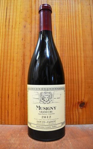 ミュジニー グラン クリュ 特級 2016 ドメーヌ ルイ ジャド 正規 赤ワイン ワイン 辛口 フルボディ 750ml (ルイ・ジャド)Musigny Grand Cru [2016] Domaine LOUIS JADOT AOC Musigny Grand Cru