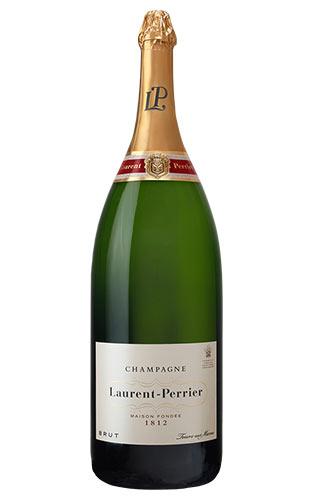 ギフ_包装 ショップ オブ ザ イヤー 10年連続受賞店舗 超大型特大サルマナザールボトル ローラン ペリエ シャンパーニュ ラ 期間限定特価品 キュベ champagne ローランペリエLaurent-Perrier Champagne 正規 AOC 9000mlボトル LP Brut