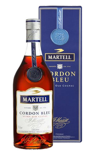 【箱入】マーテル・コルドン・ブルー・エクストラ・オールド・コニャック・正規代理店輸入品・マーテル社・700ml・40%MARTELL CORDON BLEU EXTRA OLD COGNAC MARTELL 700ml 40% ハードリカー