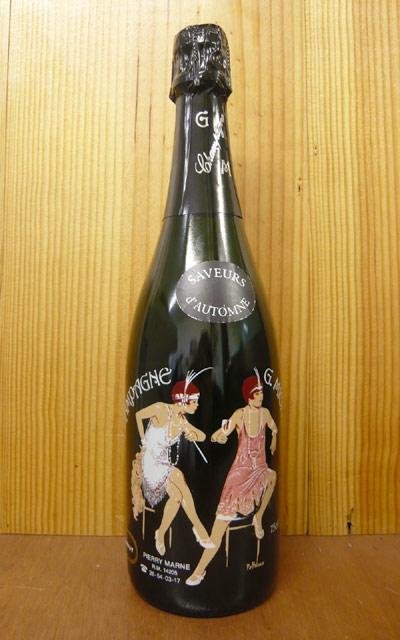 ギィ ミッシェル シャンパーニュ ブリュット パリ フォリ ミレジム 1988 ラ キュヴェ サヴール ドトーヌ 泡 白 辛口 シャンパン ワイン 750mlChampagne Guy Michel Brut La Cuvee Saveurs d'Automne Paris Folies Millesime 1988