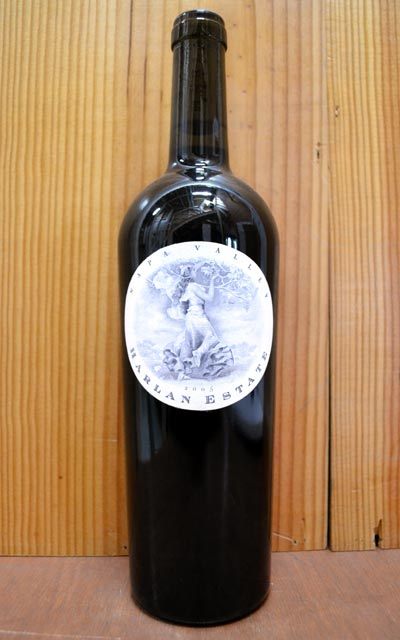 ハーラン エステート プロプライエタリー レッド ワイン 2005 年 ナパ ヴァレー 超レアワイン 低収量 房ごとの選果 少量発酵 フレンチオーク樽熟成 ノンファイニング ノンフィルター 全品ロットナンバー入り