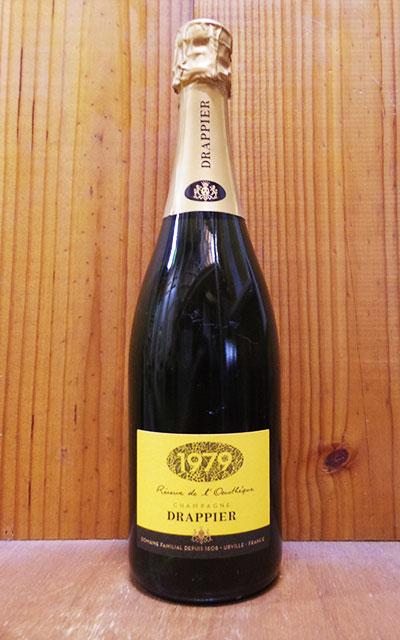 ドラピエ シャンパーニュ カルト ドール ブリュット ミレジム 1979 AOC ミレジム シャンパーニュ 正規 フランス シャンパン 白 泡 750ml ヴィンテージ シャンパーニュDRAPPIER Champagne Carte d'Or Brut Millesime 1979 AOC Millesime Champagne