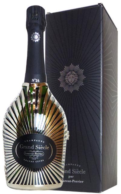 ローラン ペリエ シャンパーニュ グラン シエクル グラン キュヴェ ブリュット N.024 2019 ローブ 蔵出し品 数量限定品 豪華箱入り 正規代理店輸入品Laurent-Perrier Champagne Grand Siecle Grande Cuvee Brut N.O24 (Robe) Limited Edition AOC Champagne