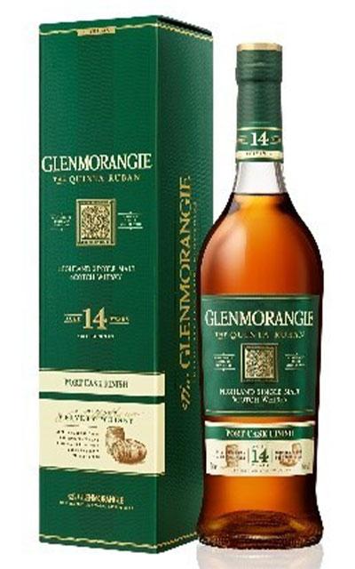 [正規品・箱入]グレンモーレンジ・キンタ・ルバン[14]年・ポートカスクフィニッシュ・ハイランド・シングル・モルト・スコッチ・ウイスキー・700ml・46%