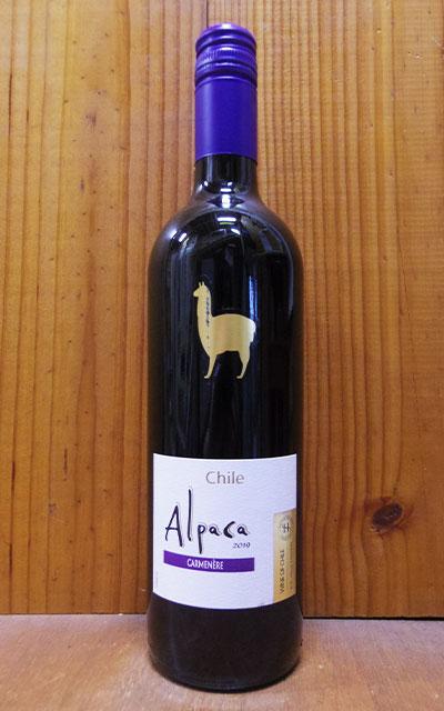 ショップ オブ ザ イヤー 10年連続受賞店舗 サンタ ヘレナ アルパカ カルメネール 2020 D.O セントラル ヴァレー 赤ワイン 辛口 ミディアムボディ 750mlSanta Helena Alpaca Carmenere 2020 chile(Valley-Central)